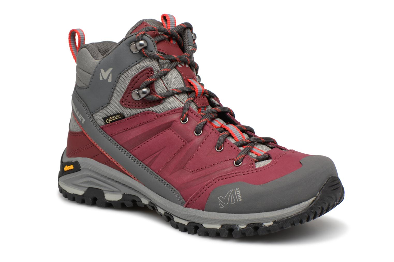 Grandes descuentos últimos zapatos Millet LD HIKE UP MID (Vino) - Zapatillas de deporte Descuento