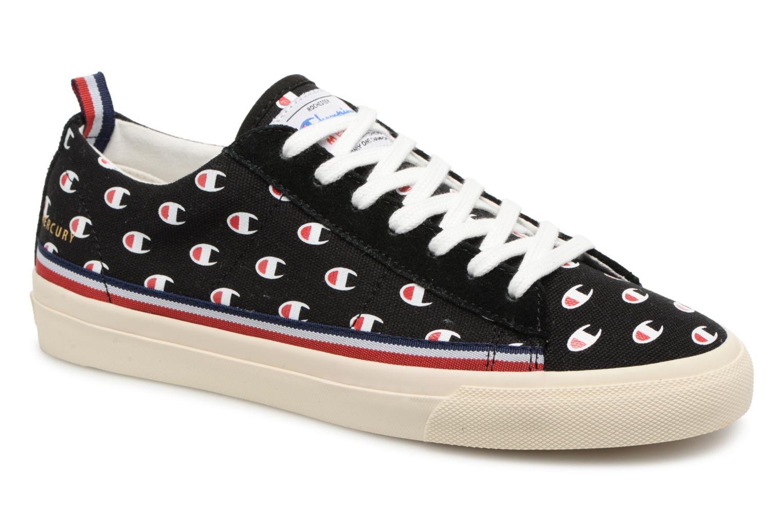 Grandes descuentos últimos zapatos Champion Low Cut Shoe MERCURY LOW CANVAS W (Negro) - Deportivas Descuento