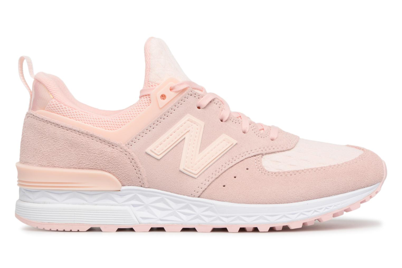 Sneakers New Balance WS574 W Roze achterkant