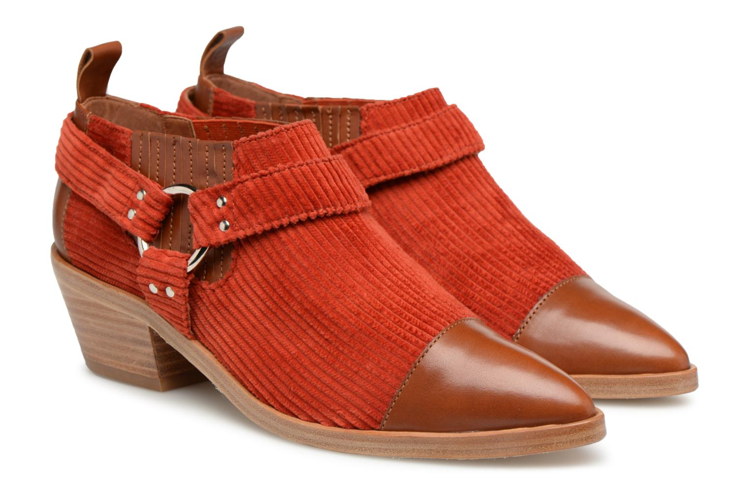 Rilasciato Da Sarenza Rilasciato Da Sarenza X Valentine Boots Gauthier Bruin T5KNsLL