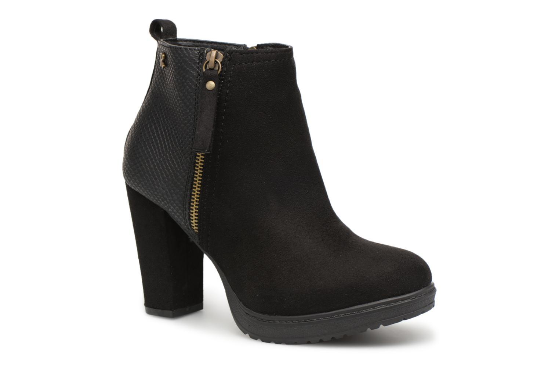 Nuevos zapatos para hombres y mujeres, descuento por tiempo limitado Refresh 63704 (Negro) - Botines  en Más cómodo