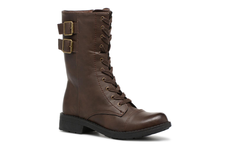 Refresh 63837 (Marron) - Bottines et boots chez Sarenza (325566)