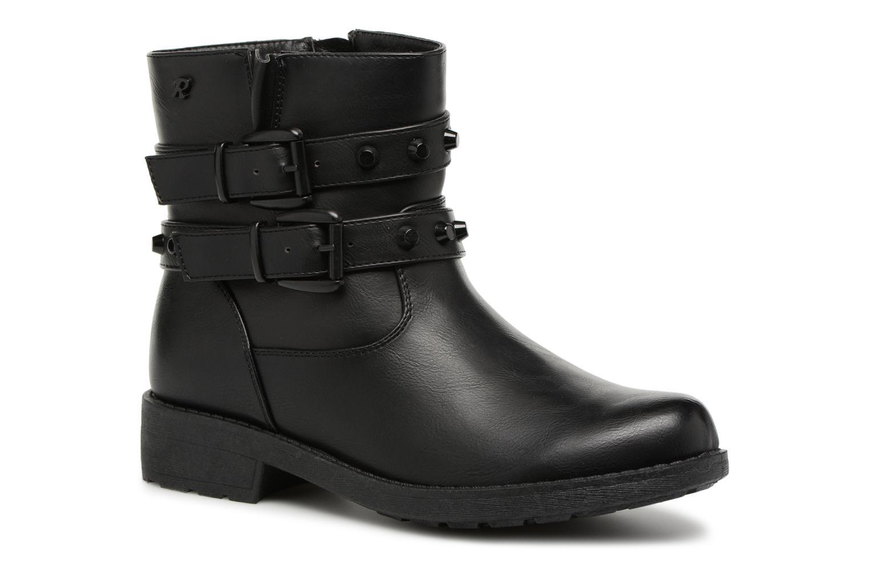 Bottines et boots Refresh 63838 Noir vue détail/paire