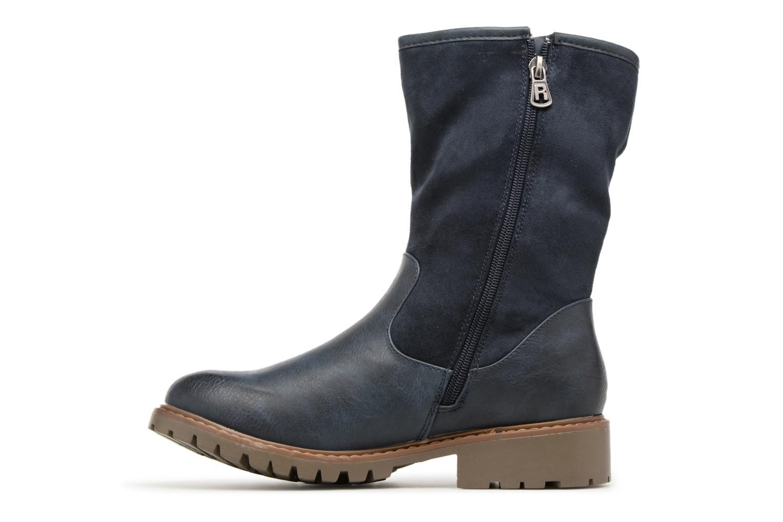 Bottines et boots Refresh 63851 Bleu vue face