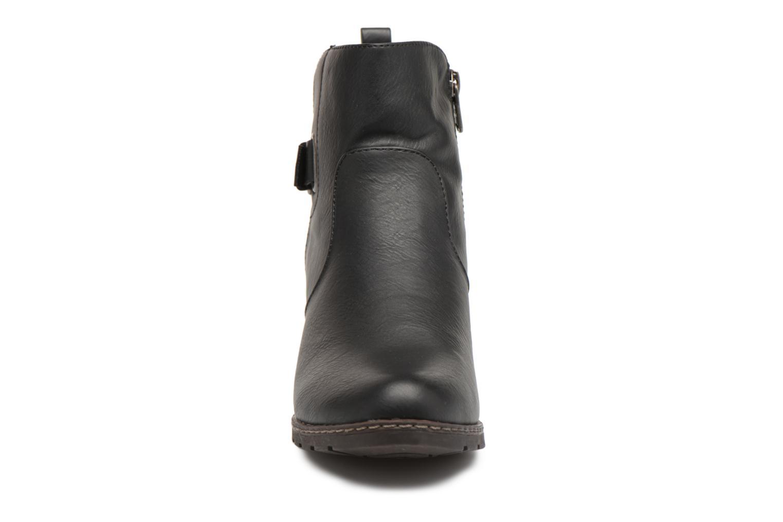 Bottines et boots Refresh 63877 Noir vue portées chaussures
