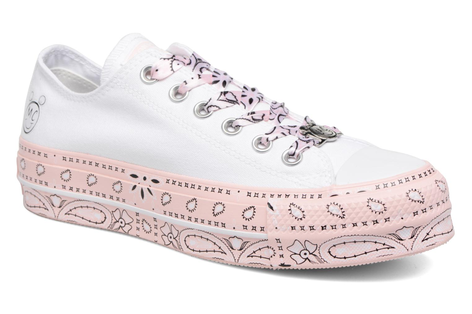 Converse x Miley Cyrus </br> Chuck Taylor All Star Lift Ox
