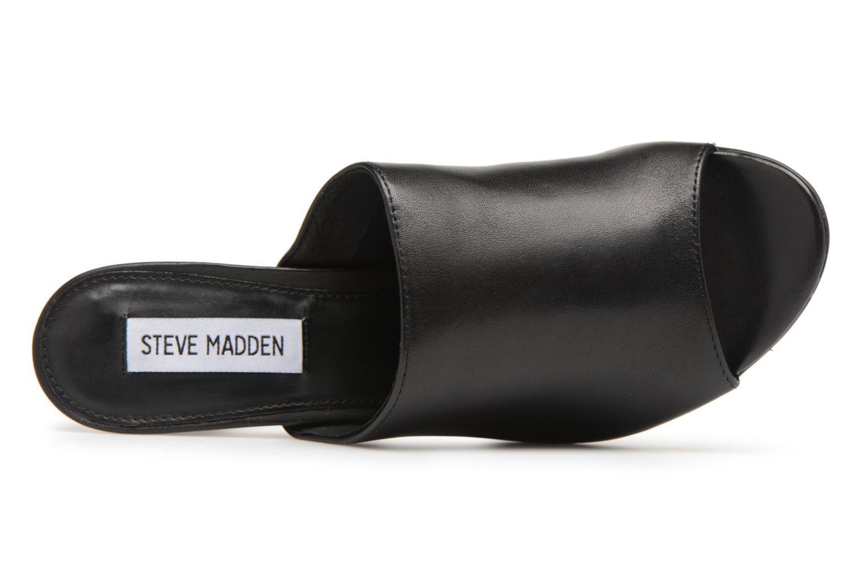Mules et sabots Steve Madden Classics Mule Noir vue gauche