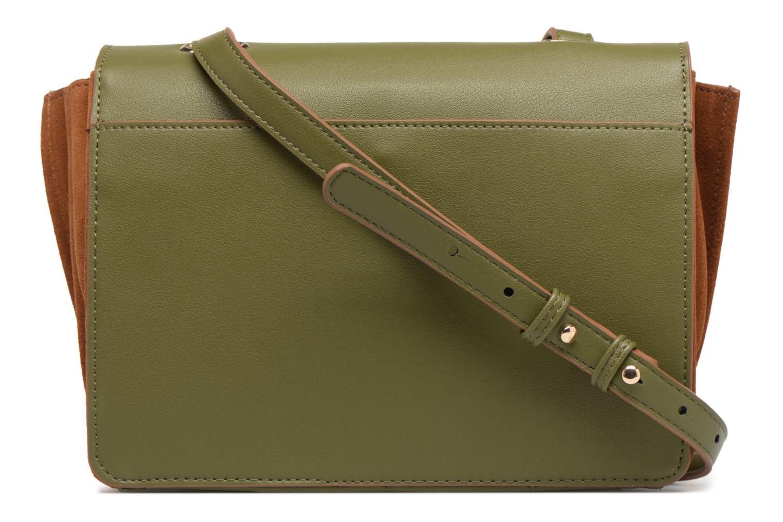 Handtaschen Steve Madden Bny grün ansicht von vorne