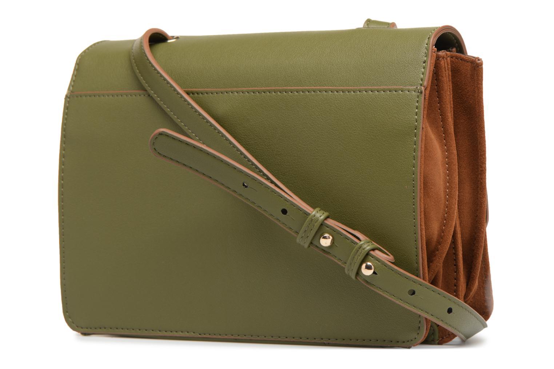 Handtaschen Steve Madden Bny grün ansicht von rechts