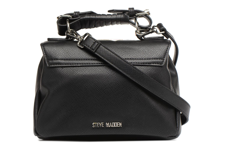 Handtaschen Steve Madden Btravelr schwarz ansicht von vorne