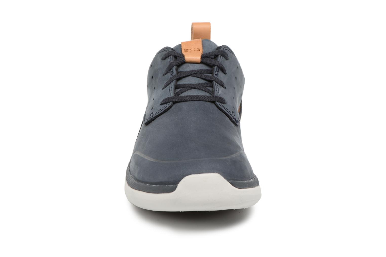 Sneakers Clarks Garratt Lace Blauw model