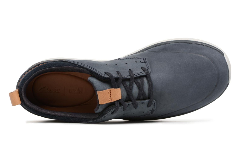Sneakers Clarks Garratt Lace Blauw links