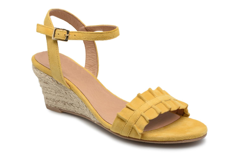 ZapatosGeorgia Rose Bevolan (Amarillo) - Gran Sandalias   Gran - descuento 6a60e6