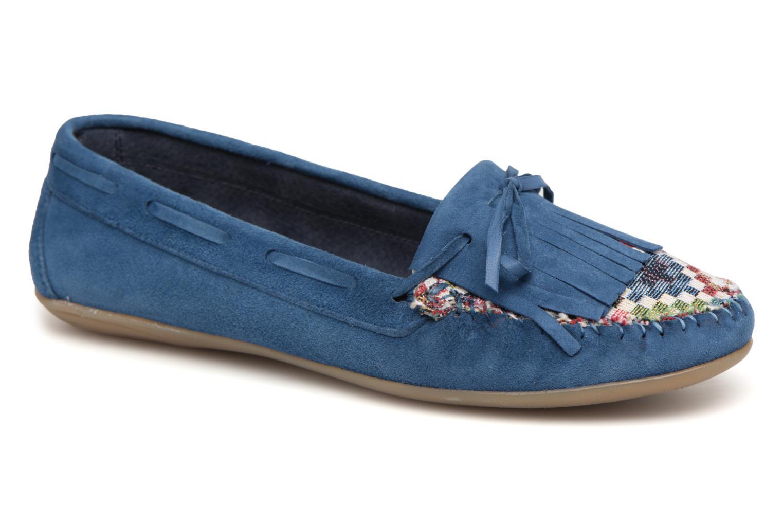Grandes descuentos últimos zapatos Ippon Vintage MOC-WAX (Azul) - Mocasines Descuento