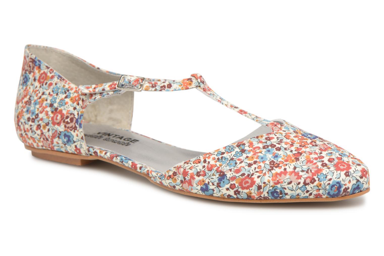 Ippon Vintage ZOE-FLOW (Multicolore) - Ballerines chez Sarenza (326229)