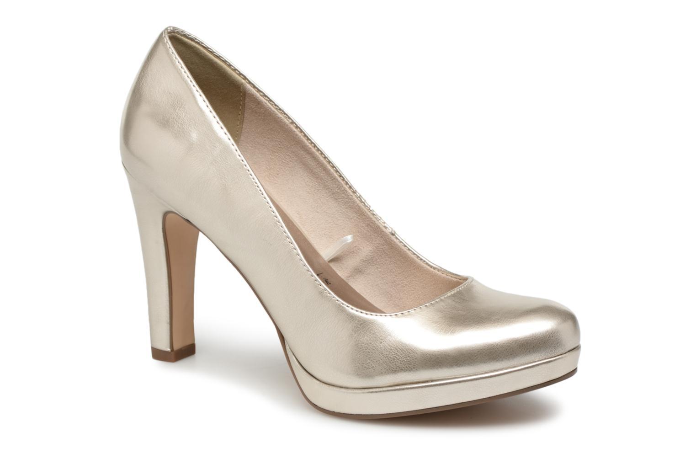 Grandes descuentos últimos zapatos Tamaris 22426 (Oro y bronce) - Zapatos de tacón Descuento