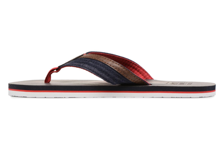 Flip flops Gioseppo FRISANTE Blue front view