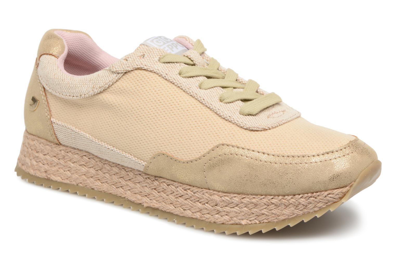 Gioseppo - Kinder - MOLDAVIA - Sneaker - beige FtTXsOkpP