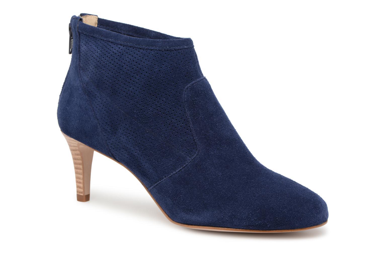 Zapatos promocionales JB MARTIN Hivi (Azul) - Botines    Venta de liquidación de temporada
