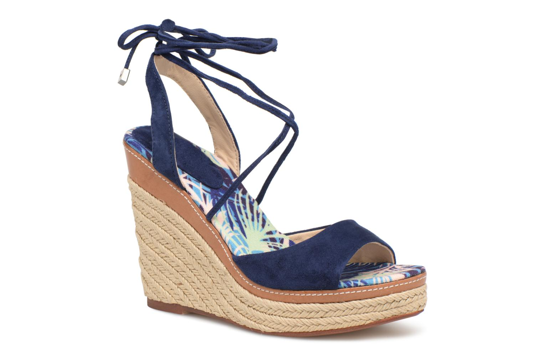 Grandes descuentos últimos zapatos JB MARTIN Lavinia (Azul) - Alpargatas Descuento