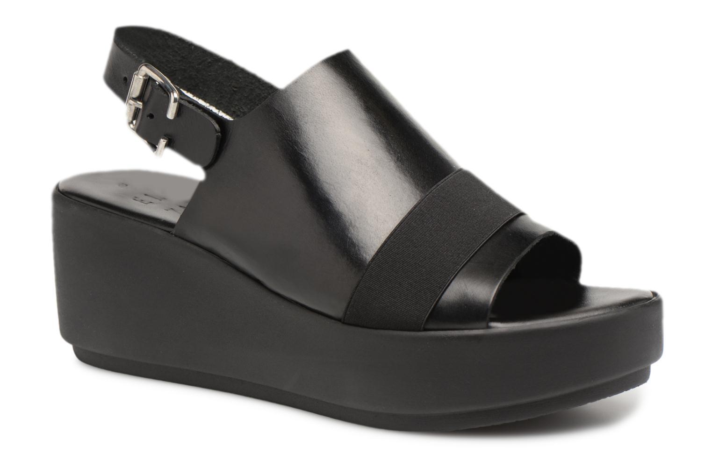 Zapatos promocionales Elizabeth Stuart Texo 384 (Negro) - Sandalias   Gran descuento