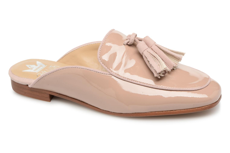 Grandes descuentos últimos zapatos MTNG 51153 (Beige) - Zuecos Descuento