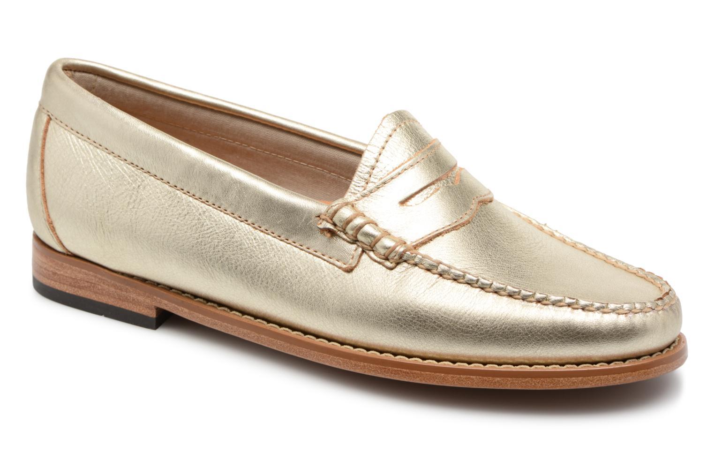 Zapatos promocionales G.H. Bass WEEJUN Penny metal (Oro y bronce) - Mocasines   Zapatos casuales salvajes