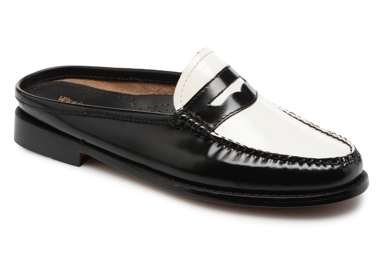 Grandes descuentos últimos zapatos G.H. Bass WEEJUN Penny slide (Negro) - Mocasines Descuento