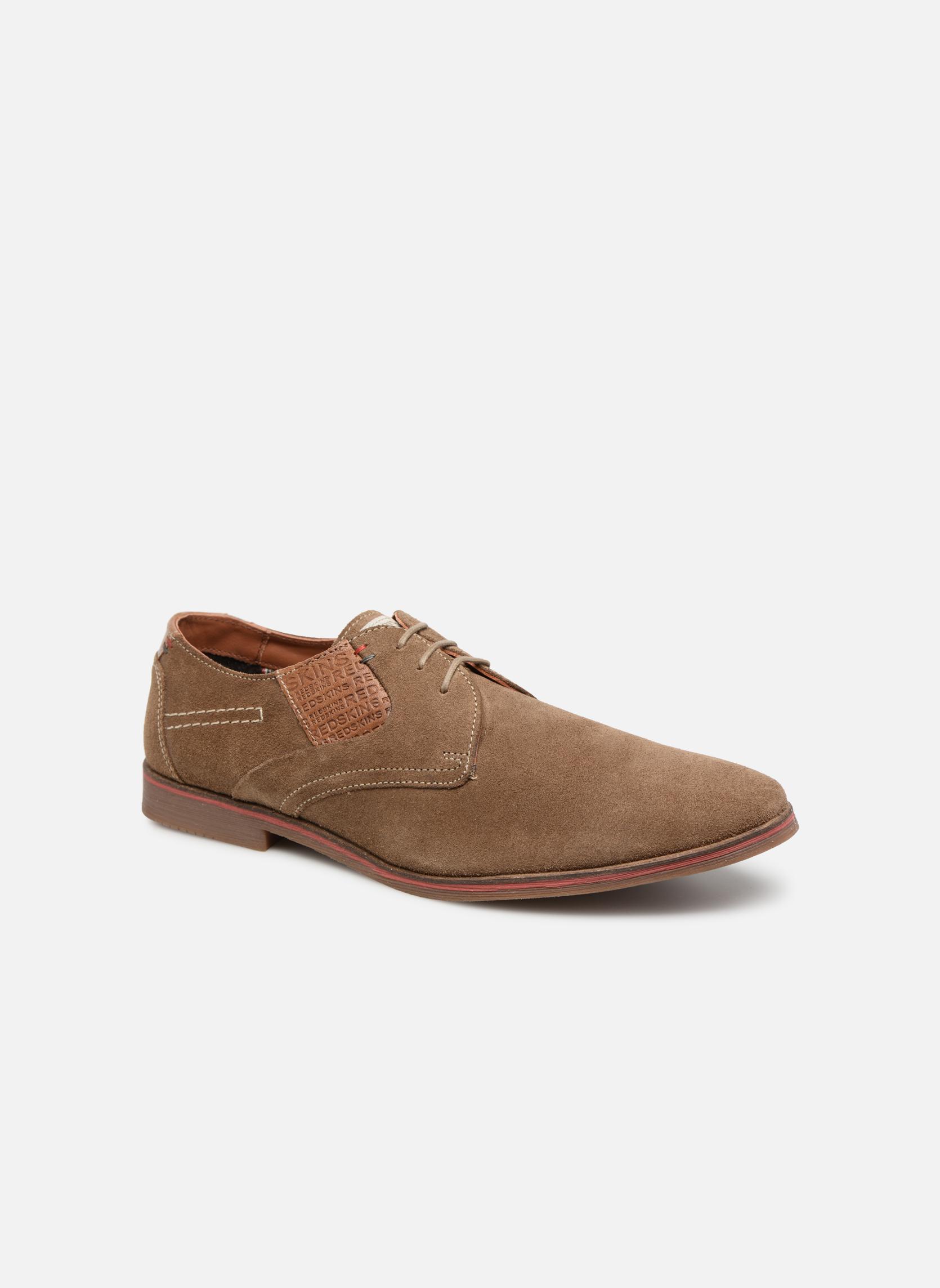 Redskins ODIN (Marron) - Chaussures à lacets chez Sarenza (326931)
