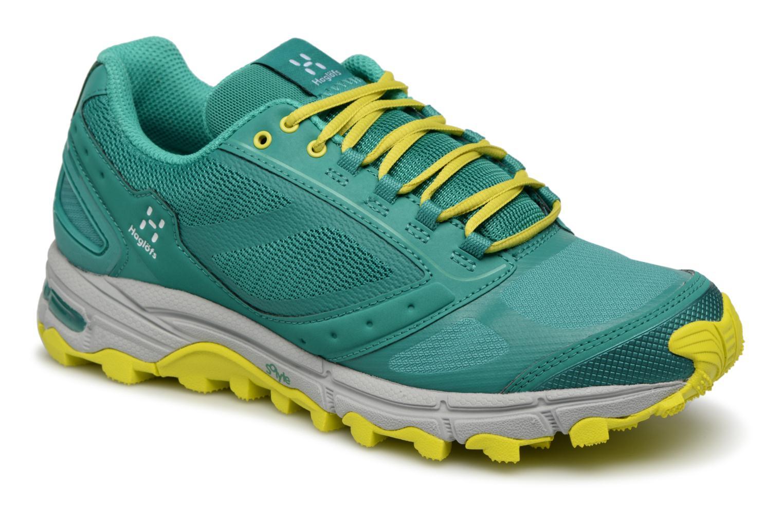 Zapatos promocionales HAGLOFS Gram Gravel Women (Azul) - Zapatillas de deporte   Gran descuento