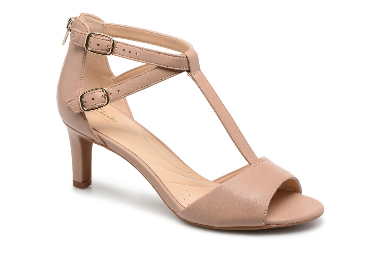Zapatos de mujer baratos zapatos de mujer Clarks Laureti pearl (Beige) - Zapatos de tacón en Más cómodo
