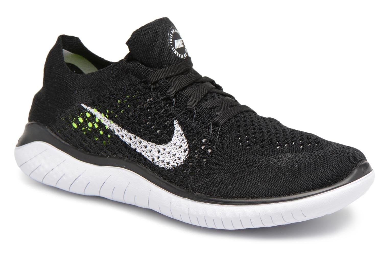 ZapatosNike Wmns Nike Free - Rn Flyknit 2018 (Negro) - Free Zapatillas de deporte   Gran descuento e5b169