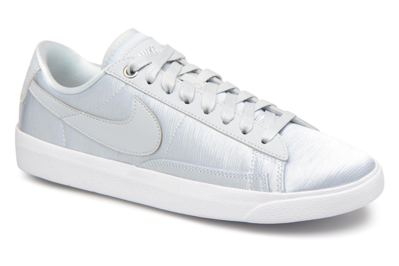 quality design 813ef 2c690 Zapatos promocionales Nike W Blazer Low Se (Azul) - Deportivas Descuento de  la marca