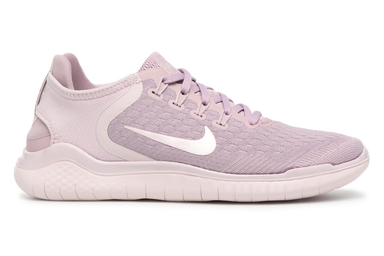 Chaussures de sport Nike Wmns Nike Free Rn 2018 Rose vue derrière