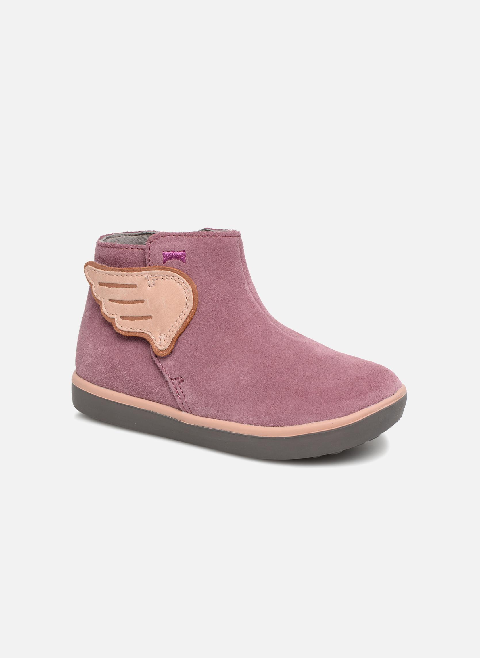 Boots en enkellaarsjes Kinderen Pursuit K1