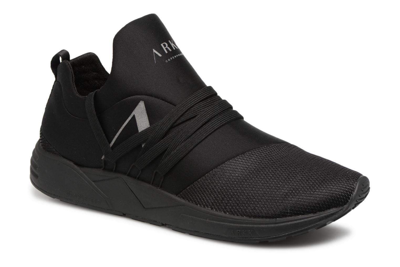 Marques Chaussure homme ARKK COPENHAGEN homme Eaglezero Braided S-E15 Triple black