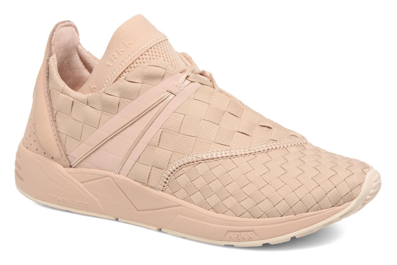 Zapatos promocionales ARKK COPENHAGEN Eaglezero Braided S-E15 W (Beige) - Deportivas   Venta de liquidación de temporada
