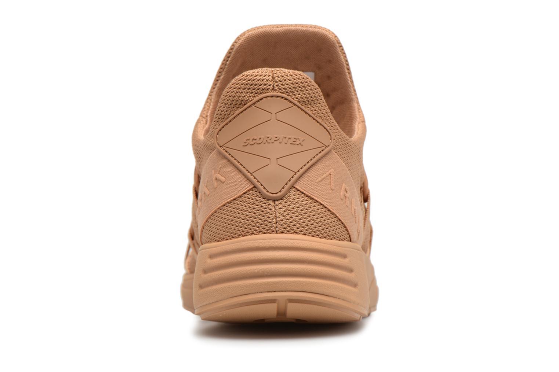 Sneakers ARKK COPENHAGEN Scorpitex S-E15 Marrone immagine destra