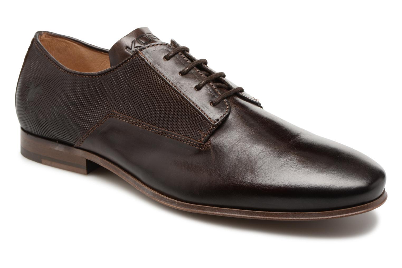 Kost GRAHAME (Marron) - Chaussures à lacets chez Sarenza (328097)