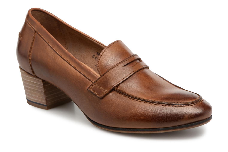 ZapatosKickers FRIMOUSSE (Marrón) - Mocasines  parecido  Cómodo y bien parecido  a11625