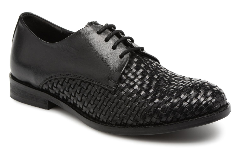 Grandes descuentos últimos zapatos Kickers TUFOU cordones (Negro) - Zapatos con cordones TUFOU Descuento b79192