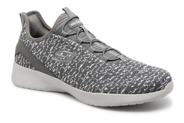Skechers DYNAMIGHT PINCAY (Gris) - Chaussures de sport chez Sarenza (328266)