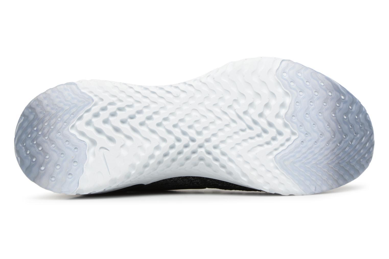 Chaussures de sport Nike Nike Epic React Flyknit (Gs) Noir vue haut