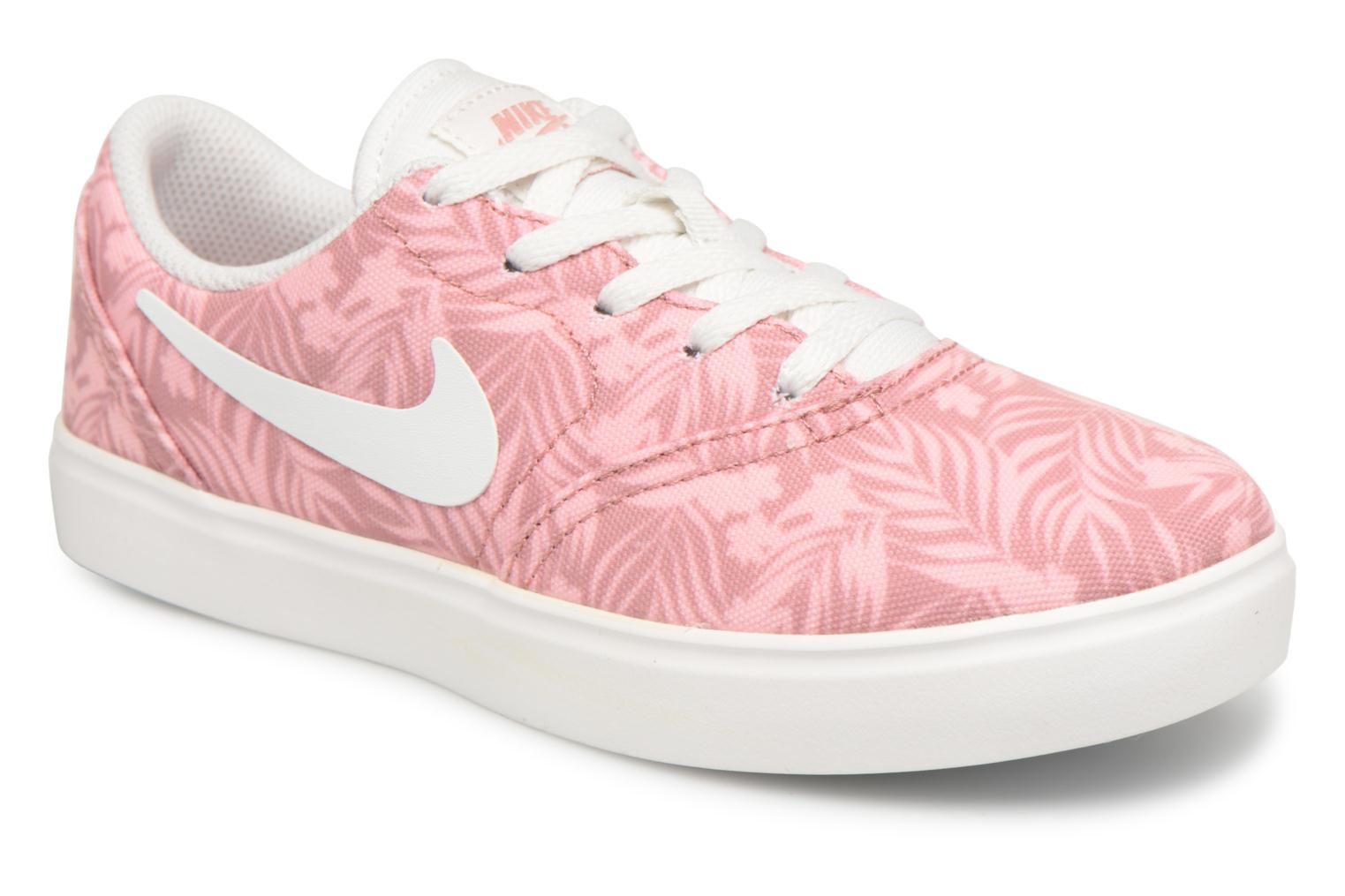 Coral Sb Summit Prm Nike Check Ps Bleached Pink Rust Nike White 6xnZ1v