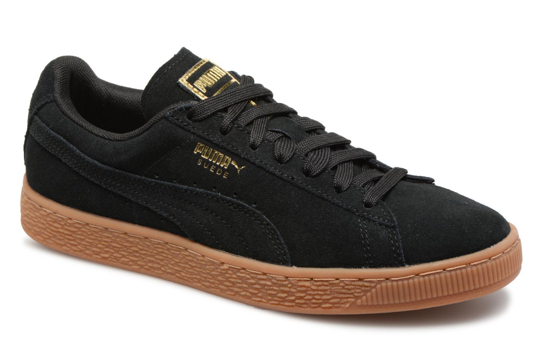 Grandes descuentos últimos zapatos Puma Wns Suede C (Negro) - Deportivas Descuento