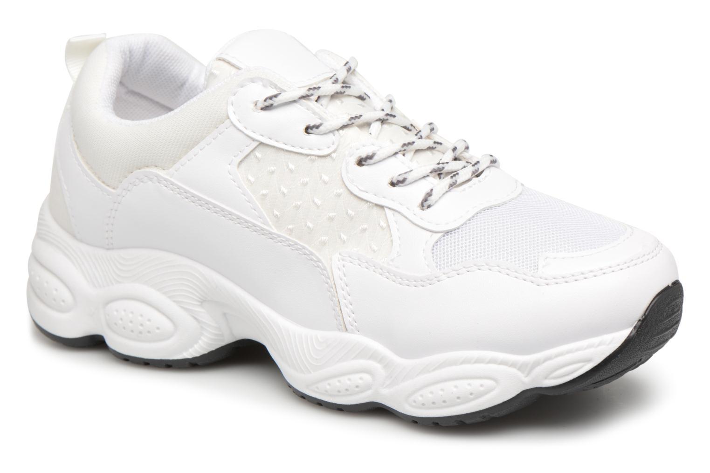 Nuevos zapatos para hombres y mujeres, descuento por tiempo limitado I Love Shoes THICHUNK Bold (Blanco) - Deportivas en Más cómodo