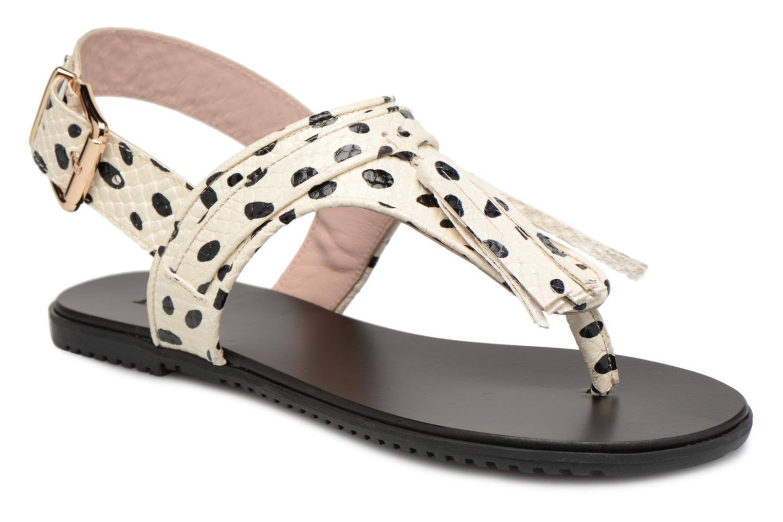 L37 Glam Summer (Blanc) - Sandales et nu-pieds chez Sarenza (328717)