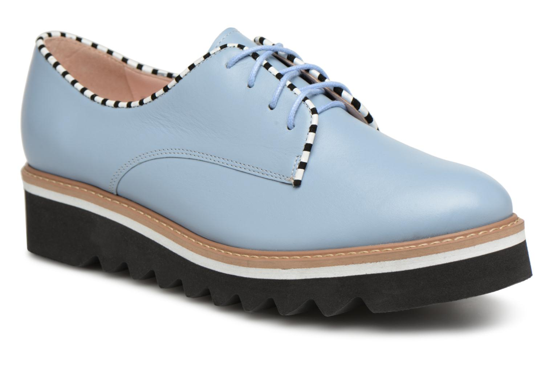 0b462799fbbe83 L37 Miss Sky (Bleu) - Chaussures à lacets chez Sarenza (328738) GH8HUA1Z -  destrainspourtous.fr