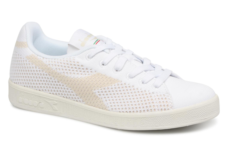 Zapatos promocionales Diadora GAME WEAVE W (Blanco) - Deportivas   Descuento de la marca