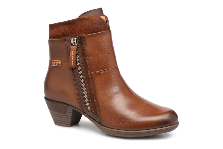 Grandes descuentos últimos zapatos Pikolinos Rotterdam 902-8745 (Marrón) - Botines  Descuento